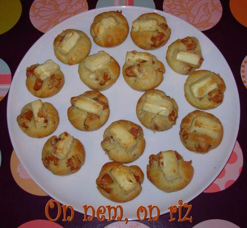 Muffins aux knackis qui rient Muffins-knackiri1