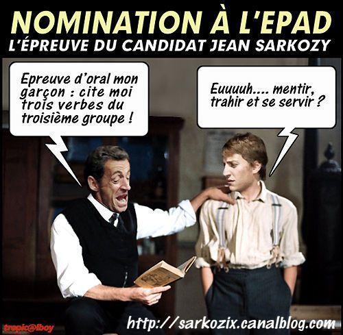 Jean Sarkozy futur président de l'Etablissement public d'aménagement La Défense Sarkozy-epad-jean-sarkostique-6