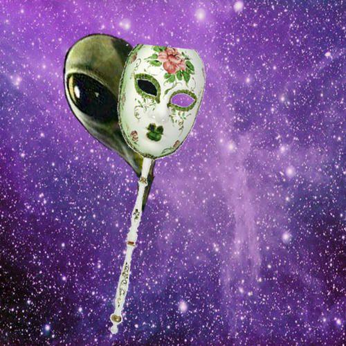 IMPLICATIONS D UN CONTACT AVEC LES EXTRATERRESTRES - Les implications d'un éventuel contact avec des Extraterrestres Masqueet