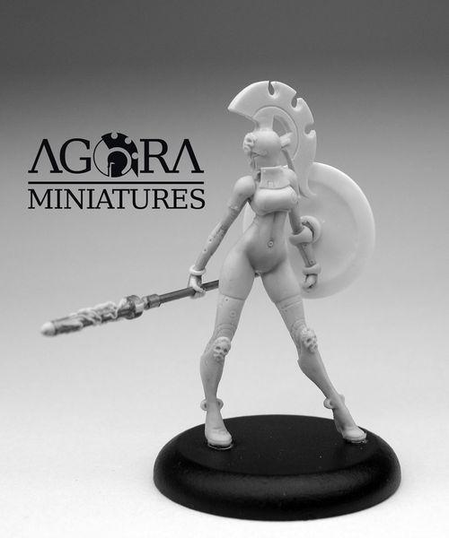 Agora Miniatures Cassandra-alpha-hoplyte-02