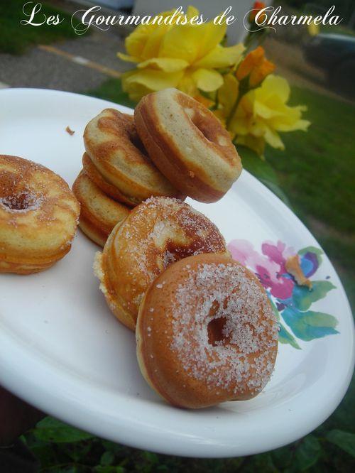 Donuts à la Vanille et Cannelle DessertsN8608
