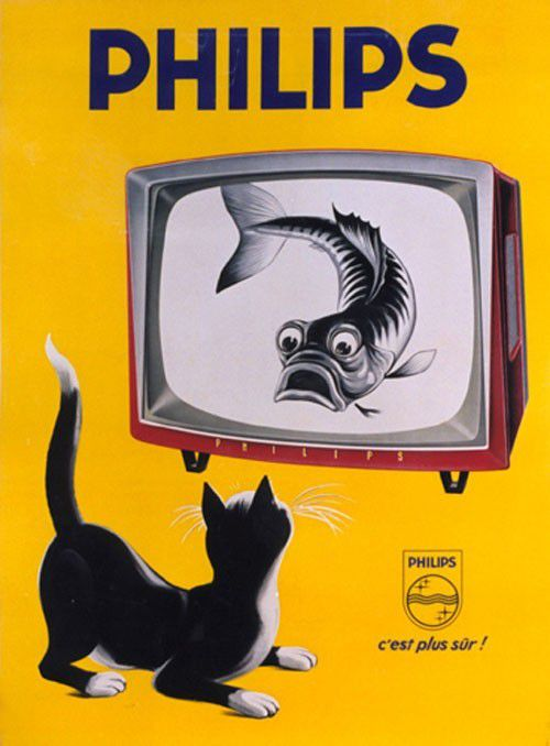 Les affiches du temps passé quand la pub s'appelait réclame .. - Page 36 Vieille-affiche-Reclame1