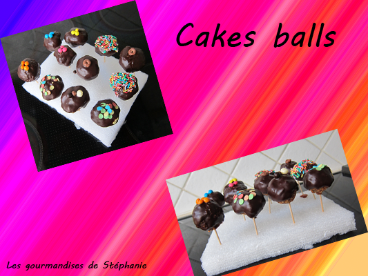 Cuisines: recettes et menus - Page 2 Cake-balls