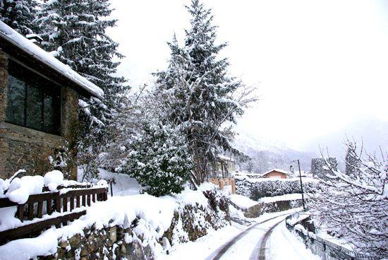 شريعة عند  سقوط الثلج 1-Vebre-sous-la-neige-janvier-2010-Chez-Moi---17-