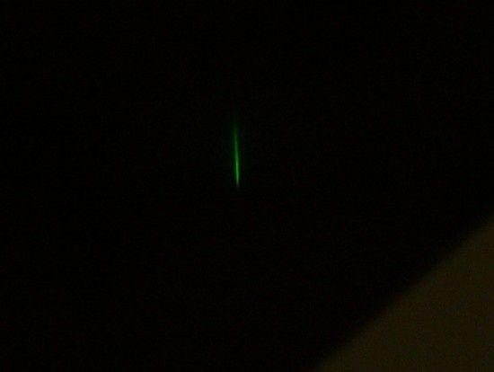QU'est donc ce rayon vert persistant - Page 2 RUN-261