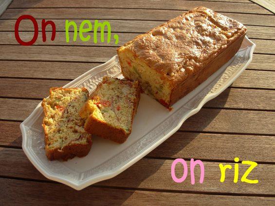 Cake façon poulet basquaise Cake-fa-on-poulet-basquaise1