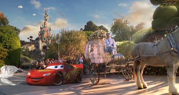 Publicité de La nouvelle Génération Disney Mm