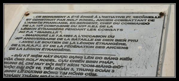 8 Juin 2009 - Journée nationale d'hommage aux « Morts pour la France » en Indochine. MonumentFr003
