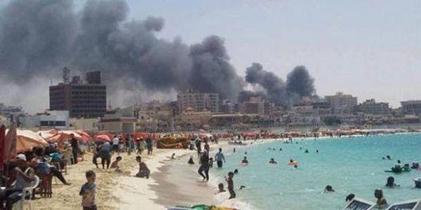 Incident en Egypte Egypte-22