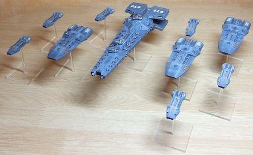 [Firestorm Armada] Flotte Terran WIP Flotte-2