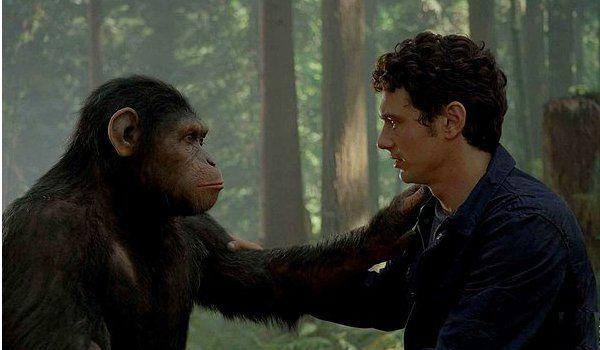 [20th] La Planète des Singes : Les Origines (2011) Apes