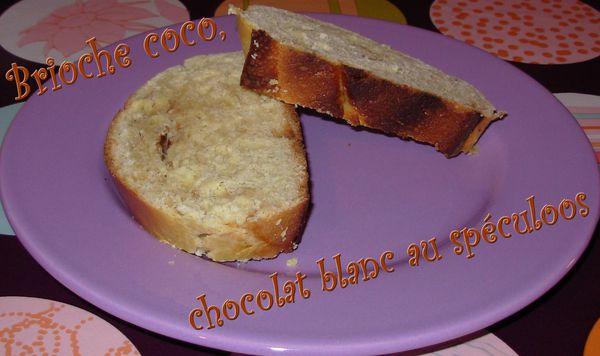 BRIOCHE - Brioche à la noix de coco et au chocolat blanc au spéculoos Brioche-coco--choc-blc--speculoos4