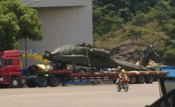 La Chine s'empare d'un hélicoptère américain Apache Chine-helicoptere-apache-655x400