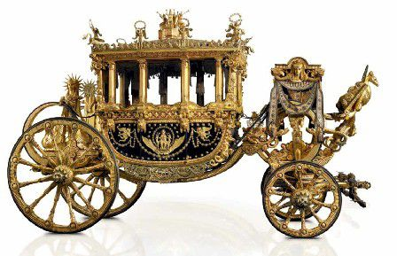 le carrosse de Martin du 20 novembre trouvé par sa majesté Martine Copia-di-egiziana