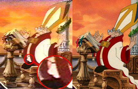 Disney : Messages subliminaux sexuels et sataniques  Little-mermaid-priest-subliminal-messages