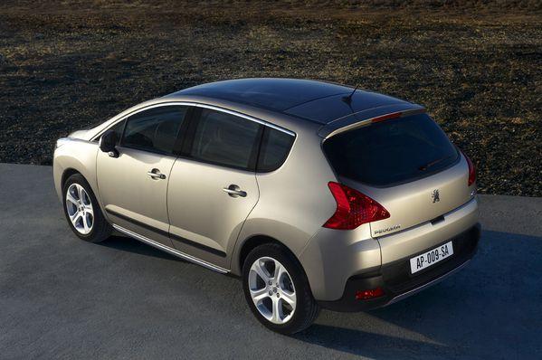 مجموعه من صور الشيارات Peugeot-3008-3