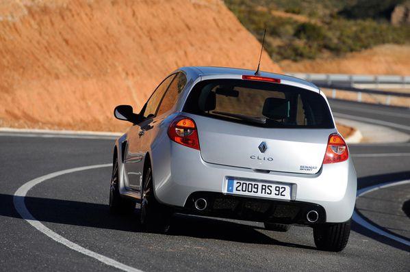 مجموعه من صور الشيارات Renault-Clio-RS-2009-2