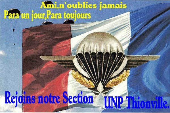 Site de l'UNP Thionville UNP-Thionville