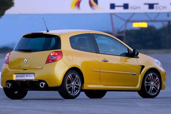 مجموعه من صور الشيارات Renault-Clio-RS-2009-16