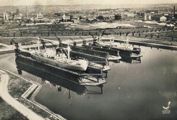 L'histoire des bassins Vauban à Toulon Petit-couronne-docks-05