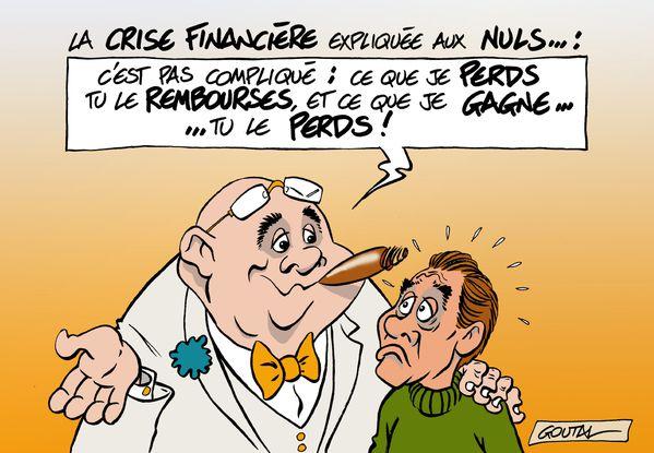 A RIRE OU EN PLEURER OU REVUE DE PRESSE SATIRIQUE - Page 6 Crise-pour-nuls