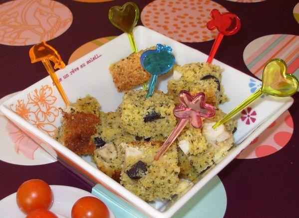 Cake de polenta aux amandes et au poulet Cake-polenta--amandes--poulet5