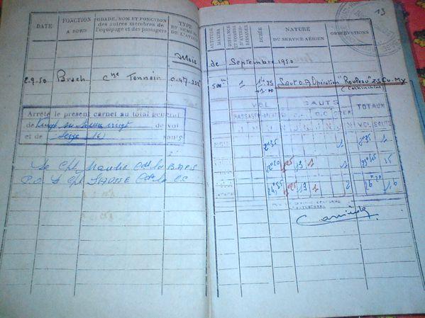 Adjudant Lionel Cassiède OPS-Rouleau-Cu-My--1950--2-