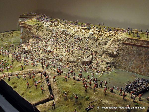 desert rats  et autres dioramas ! Recreaciones-historicas-en-miniatura-a