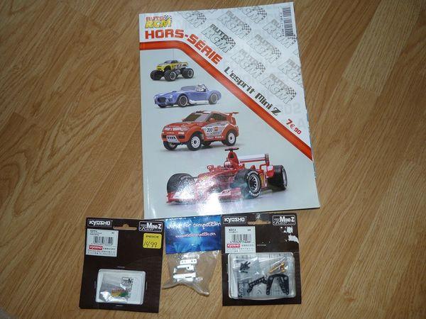 Recherche magazines sur les voitures RC - Auto RCM - Auto 8 - Buggy Mag - RC Power - RC Racing Car .... P10105550