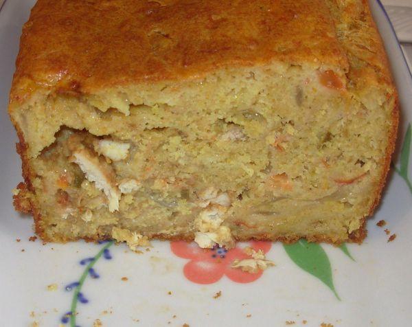 Cake de poulet tandoori Cake-poulet-tandoori3