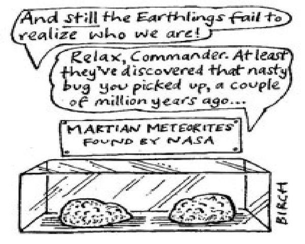 Les implications d'un éventuel contact avec des Extraterrestres Vivant
