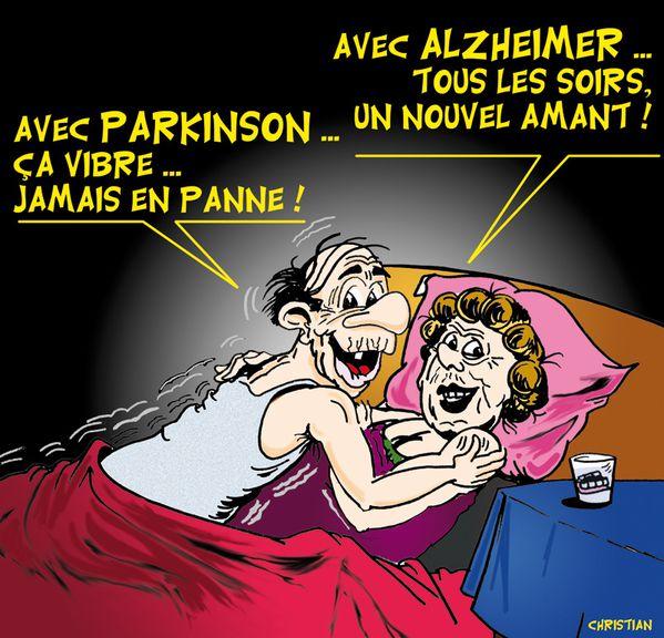 L'Humour Noir... - Page 20 Retraite