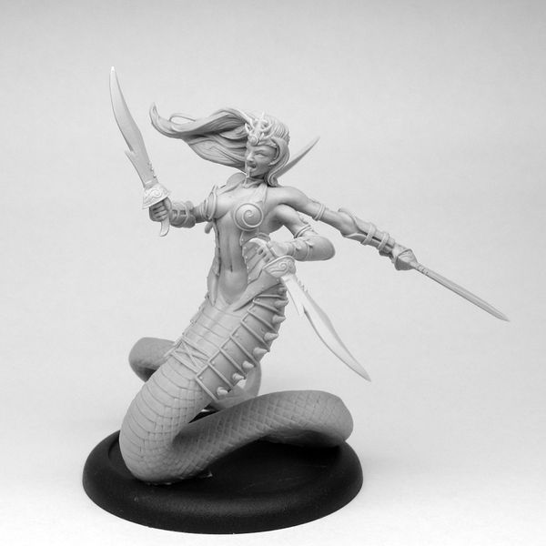 Mierce miniatures Gorgoratrix-1009