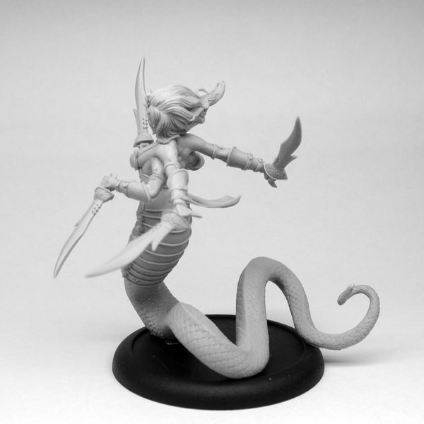 Mierce miniatures Gorgoratrix-1015