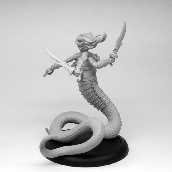 Mierce miniatures Gorgoratrix-1020