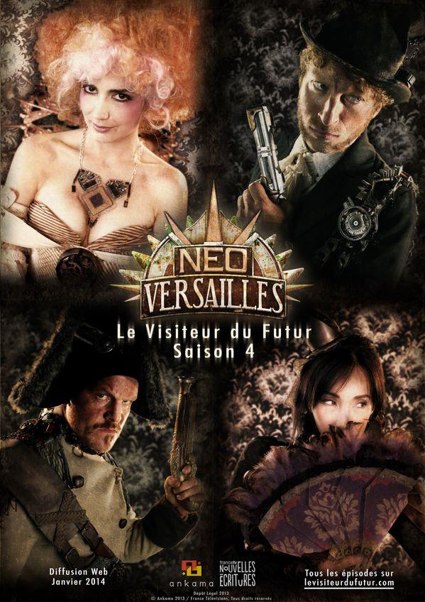 Infos et spéculations sur la saison 4 : Néo-Versailles Le-Visiteur-du-Futur---Neo-Versailles--Saison-4---copie-1