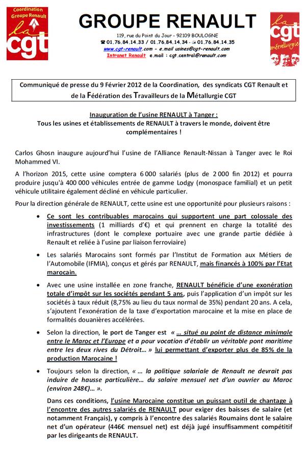 Automobile, luttes des travailleurs Cgt-renault-09-02-2012-1