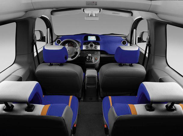 مجموعه من صور الشيارات Renault-Kangoo-Bebop-30
