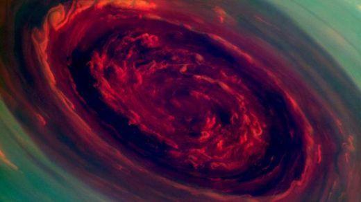 Un mystérieux ouragan sur le pôle nord de Saturne Enorme_tempete_sur_Saturne_avr