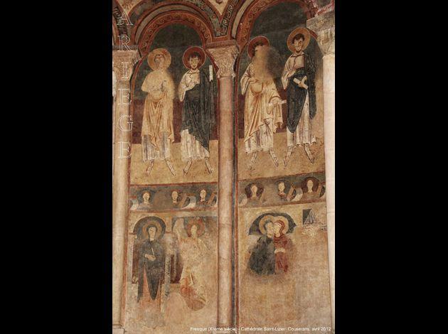 Les énigmes de Martin du 28 Mars  trouvées par Blucat et Martine - Page 3 17-Cathedrale-Saint-Lizier