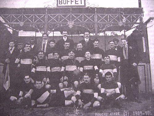 Photos équipes BTS du passé BOUCAU-STADE-1910