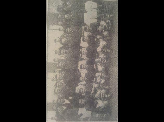 Photos équipes BTS du passé Boucau-Stade-11-2-1935