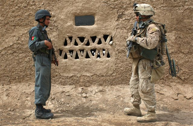 L'Afghanistan se révolte contre l'occupation américaine 0001206