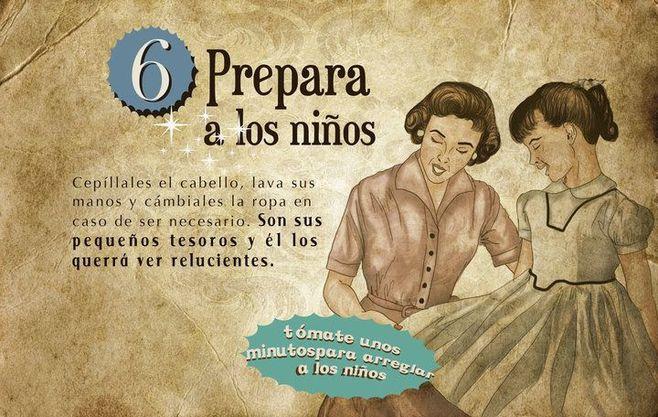 Guía de la buena esposa - Año 1956 - Cuanto menos, curioso e impactante. -cid_B1F33C98E33D45C9873E4B082E617868-usuario