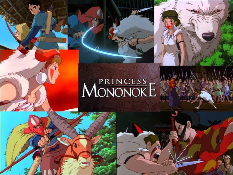 studio ghibli - [Ghibli] Princesse Mononoké Princesse_mononoke_26