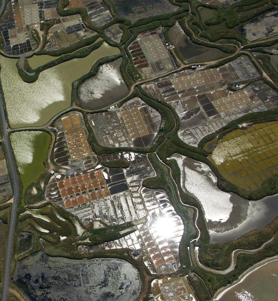 un site à découvrir - blucat - 21 août trouvé par ajonc Marais-salants-guerande-avion-06