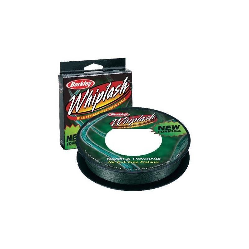 Tresse Berkley Whiplash Tresse-berkley-whiplash-green-110m-z-266-26676