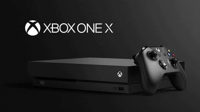 XBox OneX. Qui n'en veut? qui l'a achetée? verdict? Xbox-one-x
