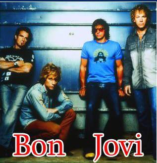 Bon Jovi  scrapbook