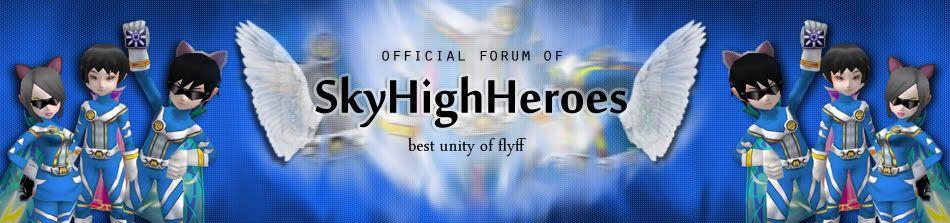 SkyHighHeroes